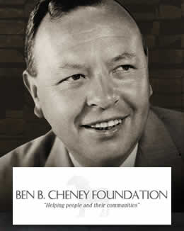 Ben Cheney Foundation sponsor of Tacoma Mountain Rescue