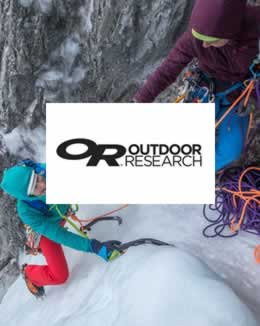 Outdoor Research sponsor of Tacoma Mountain Rescue