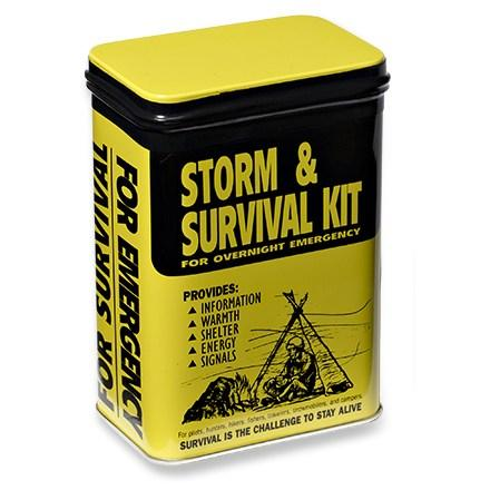Tacoma Mountain Rescue Survival Kit