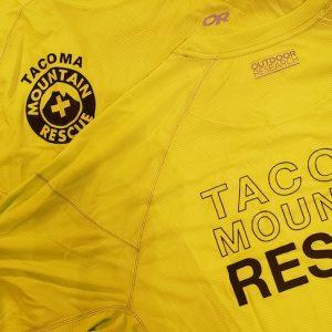 Tacoma Mountain Rescue OR Echo Duo Technical Tee