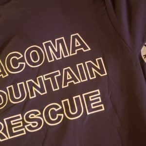 Tacoma Mountain Rescue Cotton Tee