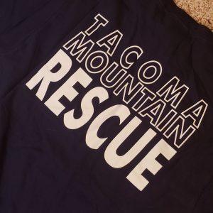 Tacoma Mountain Rescue Heavy Cotton Tee