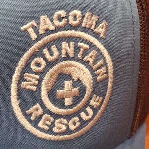 TMR Embroidered Pacific Headwear Trucker Hat